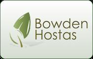 Bowden Hostas