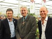 Alan Titchmarsh, Tim Penrose & Joe Swift