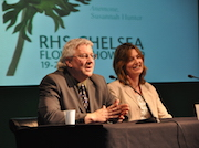 Tim Penrose & Jenny Bowden (RHS)